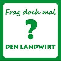 Logo: Frag doch mal den Landwirt